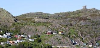 Hill σημάτων Στοκ εικόνες με δικαίωμα ελεύθερης χρήσης