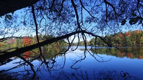 Hill του Τορόντου Ρίτσμοντ λιμνών φραγμάτων Στοκ εικόνα με δικαίωμα ελεύθερης χρήσης