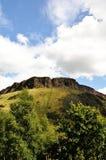 Hill. Near Edinburgh, capital of Scotland Royalty Free Stock Photos