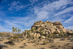 Hill of Boulders Stock Photo
