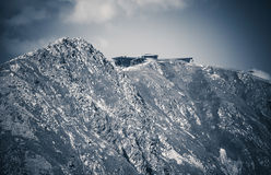 Hill Chopok at Low Tatras, Slovakia Stock Photography