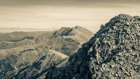 Hill Chopok in Low Tatras, Slovakia Royalty Free Stock Photography