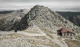 Hill Chopok in Low Tatras, Slovakia Stock Image