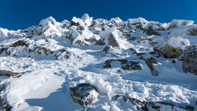 Hill Chopok in Low Tatras, Slovakia Stock Photo