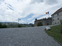 The Hill Citadel, Brasov, Romania Royalty Free Stock Photo