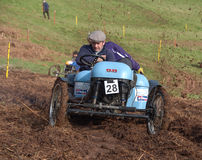 Hill Climb Trials Royalty Free Stock Images