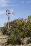Hill Country windmill Royalty Free Stock Images
