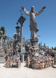 The Hill of Crosses Stock Photography