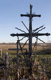 Hill of crosses, Lithuania Royalty Free Stock Image