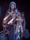 Hill of Crosses, Lithuania Stock Photo