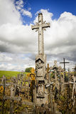 Hill of Crosses Royalty Free Stock Image