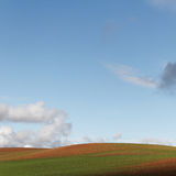 Hill farmland. Stock Images