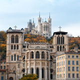 Hill of Fourviere Stock Photo