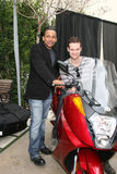 Hill Harper, Shane West Royalty Free Stock Images