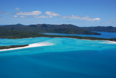 Hill Inlet Stock Photo
