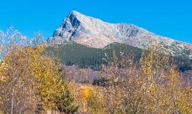 Hill Krivan, Slovakia Stock Images