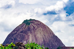 Hill Orole Ikere Ekiti στοκ φωτογραφία με δικαίωμα ελεύθερης χρήσης