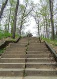 Hill Pelerin - φραντσησθανό μοναστήρι της Μαρίας Radna - Lipova, Arad, Ρουμανία Στοκ φωτογραφίες με δικαίωμα ελεύθερης χρήσης