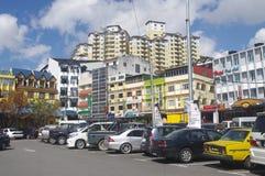 Hill resort of Brinchang Royalty Free Stock Photos
