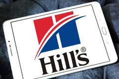 Hill`s pet food logo Stock Images