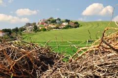 Hill Settlement. Royalty Free Stock Photo