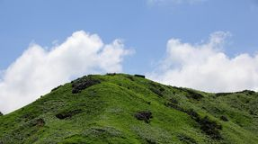 Hill in South Taiwan Royalty Free Stock Photos