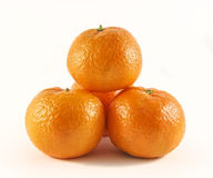 Hill of tangerines Stock Photos