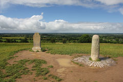 Hill of Tara Stock Photo