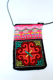 Hill tribe bag Royalty Free Stock Image