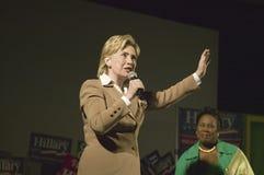 Hillary Clinton Royaltyfria Bilder