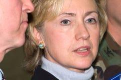 Hillary Clinton Royalty Free Stock Photography