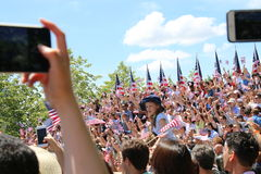 Hillary Clinton Stockfoto