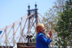 Hillary clinton, Obrazy Stock