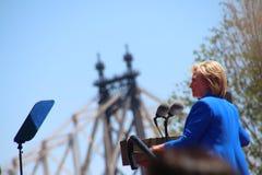 Hillary Clinton Lizenzfreie Stockbilder