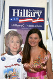 Hillary Clinton,Heather Tom Stock Photos
