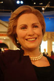 Hillary Clinton Wax Figure Stock Photography