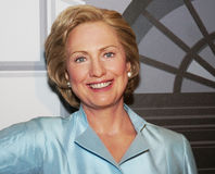 Hillary Rodham Clinton Stock Photo