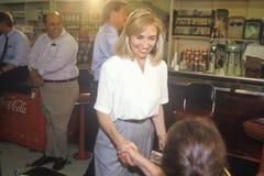Hillary Rodham Clinton Royalty Free Stock Photography