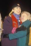 Hillary Rodham Clinton Royalty Free Stock Photo