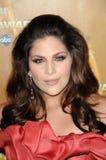 Hillary Scott. At the 44th Annual CMA Awards, Bridgestone Arena, Nashville, TN. 11-10-10 royalty free stock photos
