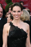 HILLARY SWANK Royalty Free Stock Images
