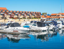 Hillarys Boat Harbour Royalty Free Stock Images