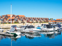 Hillarys Boat Harbour Stock Image