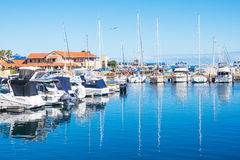 Hillarys Boat Harbour Royalty Free Stock Image