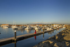 Hillarys Boat Harbour Royalty Free Stock Photo