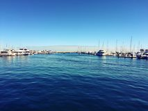 Hillarys harbour Royalty Free Stock Photo