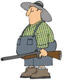 Hillbilly man Stock Images