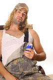 Hillbilly man Stock Images