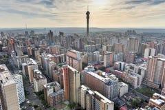 Hillbrow-Turm - Johannesburg, Südafrika lizenzfreie stockbilder