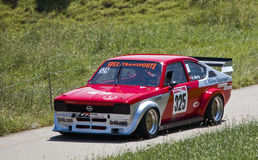Hillclimb Reitnau Photos stock